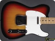Fender Telecaster 1974 3 tone Sunburst