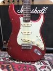 Fender Custom Shop Masterbuilt Jason Smith 60 2012 Sparkling Red Over Sunburst