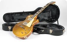 Gibson Les Paul Standard 2006 Goldtop