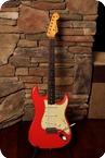Fender Stratocaster FEE0937 1962 Fiesta Red