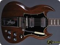 Gibson SG Standard 1970 Walnut