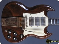 Gibson SG Custom 1969 Walnut