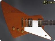 Gibson Explorer 1976 Natural
