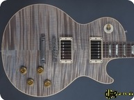 Gibson Custom Shop Les Paul 1959 Reissue 2011 Trans Grey Burst