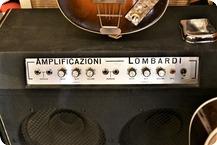 Amplificazioni Lombardi 2 By 12 Inch Speakers 1978
