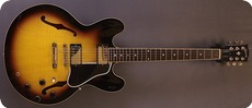 Gibson ES 335 DOT Custom Shop 2008 Sunburst