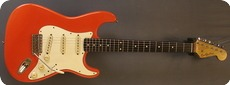 Real Guitars Standard Build S Light Aged 2017 Fiesta Red