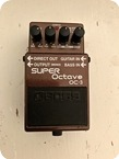 Boss Super Octave OC3 Brown
