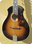 Crafton Mandolin Model 51 Sunburst