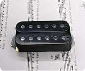 Lundgren Guitar Pickups Model M 6