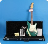Fender 1960 Stratocater Reissue Closet Classic Limited Edition NAMM Show Guitar 2007 Green