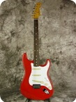 Fender Stratocaster US Standard Hot Rod Red