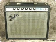 Fender Princeton Reverb 1971 Black Tolex