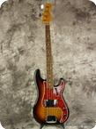 Fender Precision Bass 62 Reissue 1982 Sunburst