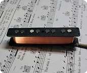 Lundgren Guitar Pickups Jazz Bass Hot Bridge