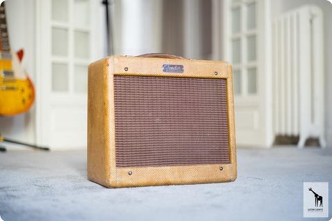 Fender Champ 5f1 1960 Tweed