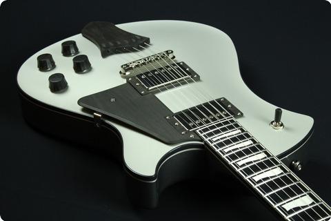 Springer Guitars Seraph 2017 Silver