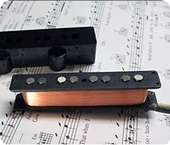 Lundgren Guitar Pickups Jazz Bass Hot Neck