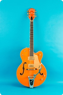 Gretsch 6120 Model 1959 Re Isssue 1994 Orange