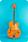 Gretsch 6120 Model 1959 Re Isssue 1994 Orange