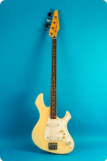 Fender Performer Bass 1985 White