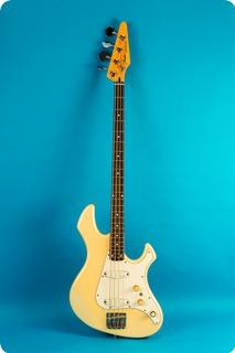Fender Performer Bass 1985 White