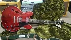 Gibson ES 335 1968 Wine