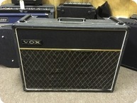 Vox AC30 1975 Black