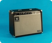 Music Man 112 Rd Model Amplifier 1977 Black