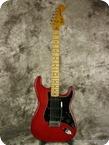 Fender Stratocaster 1980 Wine Red