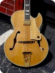 Heritage Sweet 16 Jazz Guitar 1998 Natural