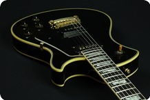 Springer Guitars Seraph VNS 2017 Black Beauty