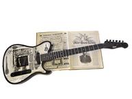 Veranda Guitars 1892 Wien 2017 News Paper Collage