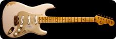 Fender Stratocaster 1954 Heavy Relic 2017 Olympic White