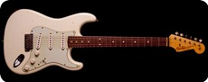Fender Custom Shop Stratocaster 1960 Relic 2017 Olympic White