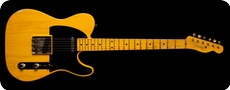 Fender Custom Shop Telecaster 1952 Relic 2017 Butterscotch Blonde