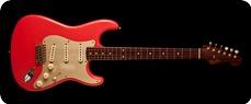 Fender Custom Shop Fender Stratocaster Limited 50s Journeyman 2017 Fiesta Red