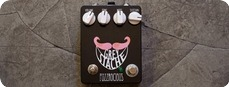 Fuzzrocious Gray Stache 2017 Black