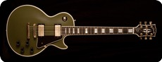 Gibson Custom Shop Les Paul Custom Limited 2017 Olive Green