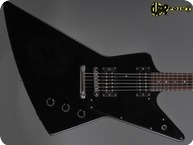 Gibson Explorer 1992 Ebony Black