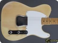 Fender Esquire Telecaster 1954 Blond