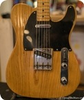 Fender Telecaster 1958 Natural