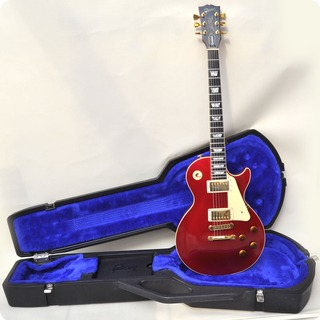 Gibson Les Paul Standard 1982 Candy Apple Red