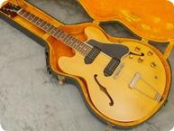 Gibson ES 330 TDN 1960 Blonde