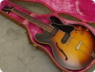 Gibson ES 330 TD 1959 Sunburst