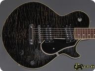 Stevens Guitars ( Fender Custom Shop)-LJ-1989-Transluscent Black