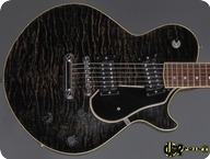Stevens Guitars Fender Custom Shop LJ 1989 Transluscent Black