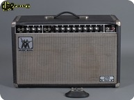 MusicMan USA 210 Sixtyfive 65 Watt 2x10 1978 Black Levant
