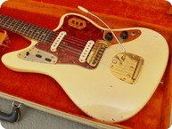 Fender Jaguar 1963 Blonde GOLD Hardware