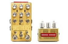 CHASE BLISS AUDIO Brothers Analog Gainstage 2017 Gold